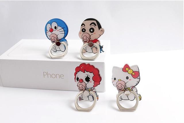 Babies Finger Ring Smartphone Holder 2