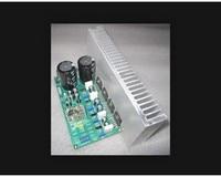 Tüketici Elektroniği'ten Amplifikatör'de LM3886 * 4 Saf Post Radyatör Olmadan Amplifikatör Kurulu 100 W + 100 W 24 V 28 V