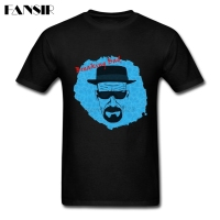 Heisenberg In Blue Sky T Shirts Men Male Popular Short Sleeve O Neck XXXL Breaking Bad