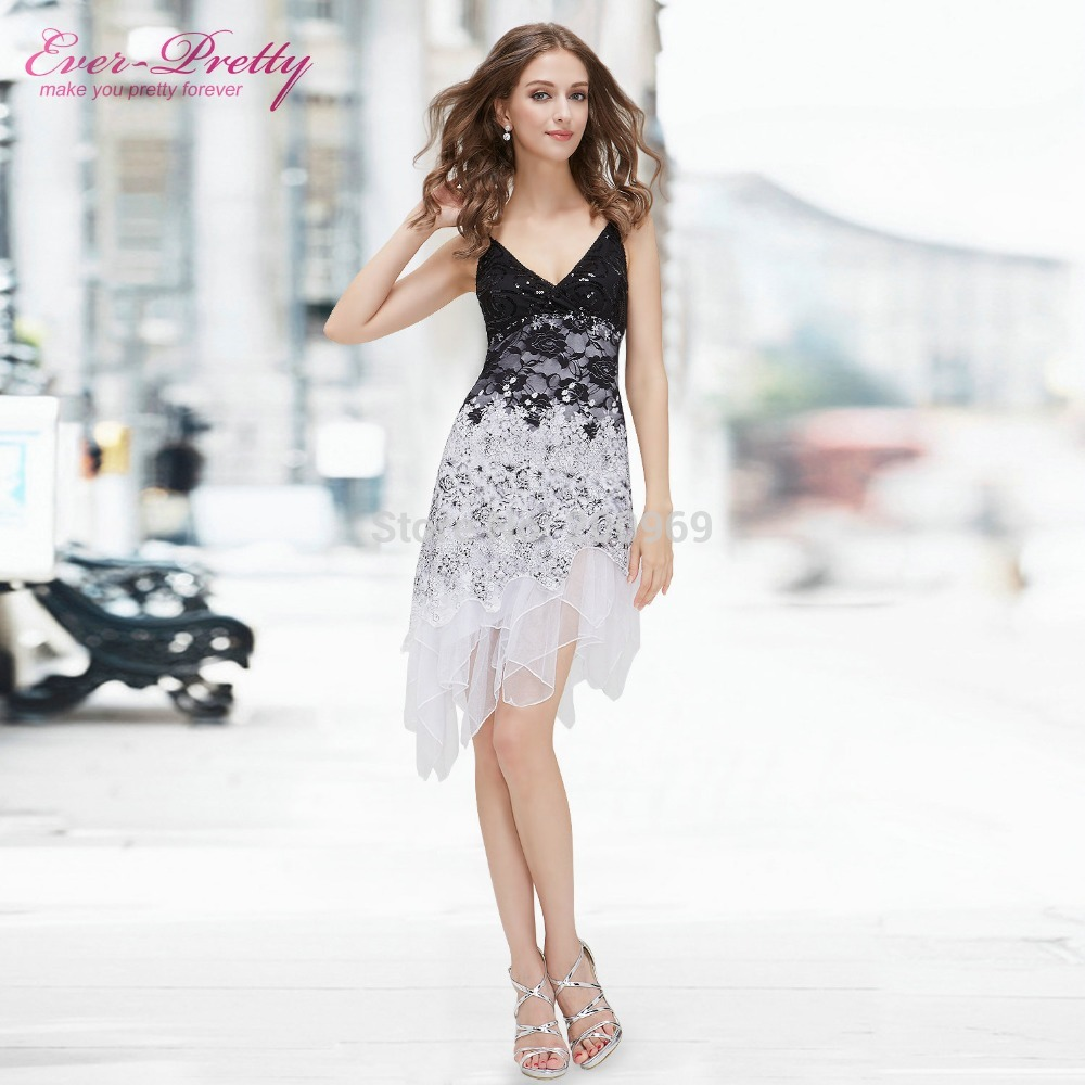 Aliexpress.com : Buy Cocktail Dresses Ever Pretty EP00045 Summer ...
