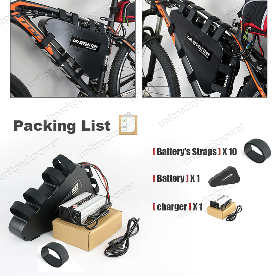 Us Eu Free Tax Rechargeable Ebike Battery 36v 20ah Lithium Full Bike Pato Fx 4 There Are 7 Different Kinds Of Electric Discharge Connectors Available For