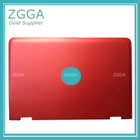 Genuine New Laptop LCD Rear Lid Top Case Back Cover 809817 001 Red For HP Pavilion