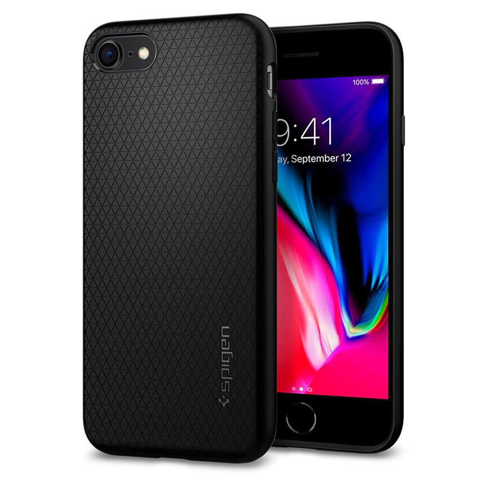 100% Original SPIGEN Liquid Air Armor Case for iPhone 8 / iPhone 7 (4.7