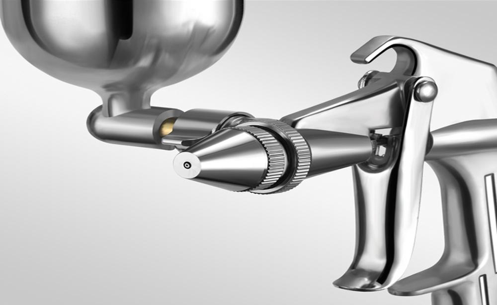 HTB1pWonXcrrK1Rjy1zeq6xalFXaG - Spraying machine Spray gun K-3 0 caliber 0.3/0.5/mm nozzle car automatic spray gun kit Airbrush