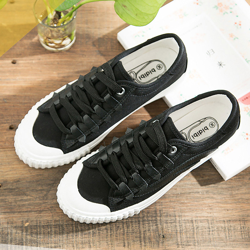 timeless design dc769 cabe3 Canvas shoes woman 2018 new ladies breathable Female shoes tenis feminino  Women shoes sneakers Plus Size-in Women s Vulcanize Shoes from Shoes on ...