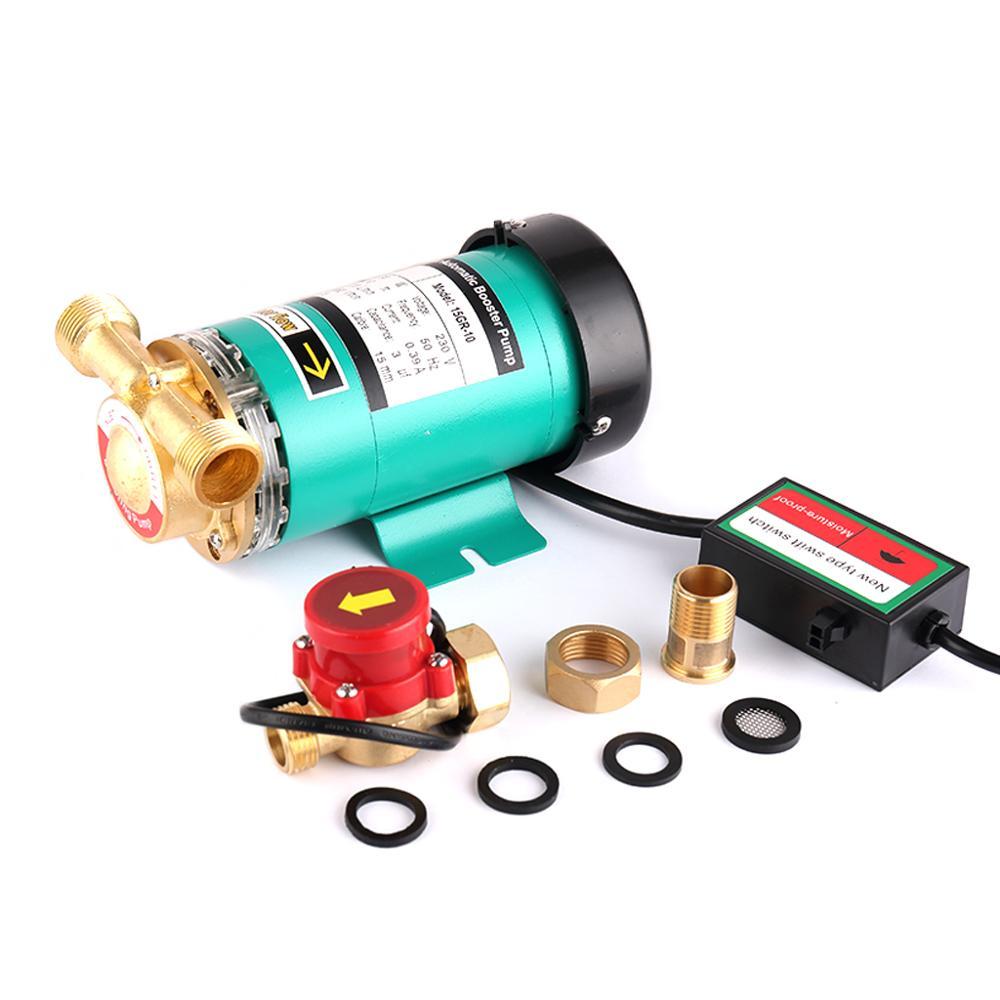 SHYLIYU Home Water Pressure Booster Pump 120W 1