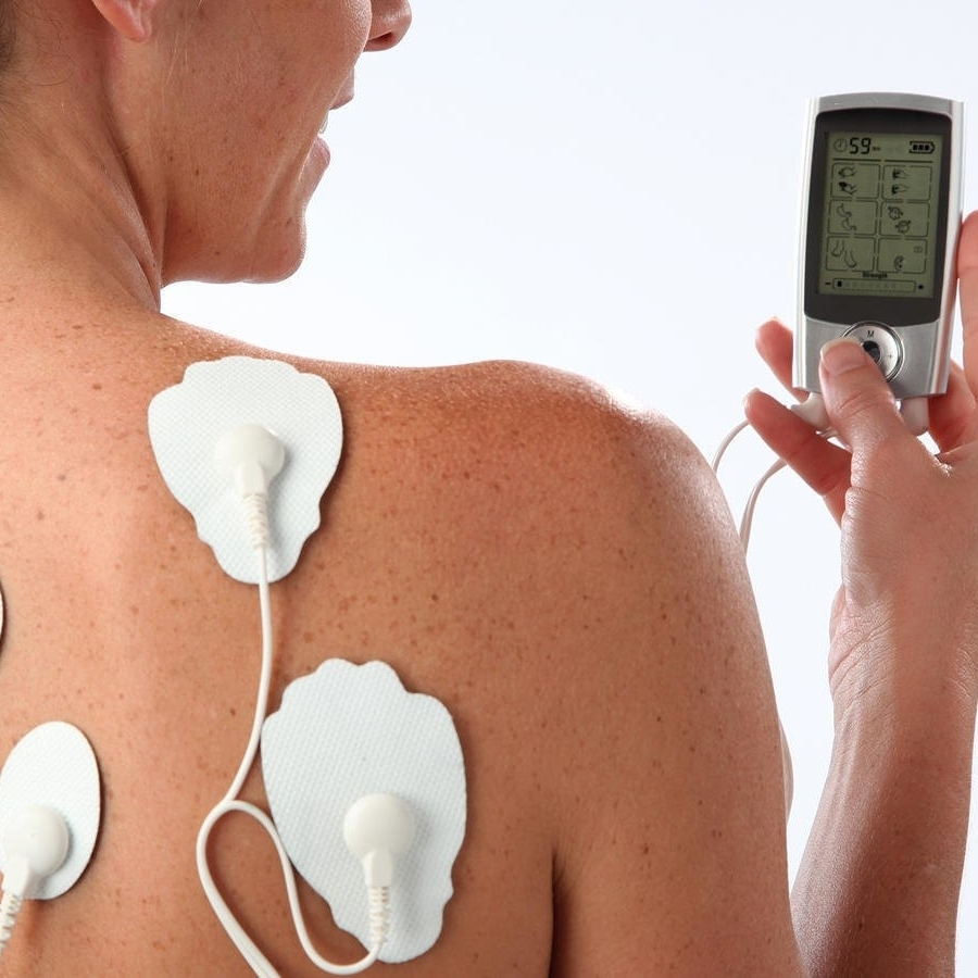 16 Mode TENS Unit Digital Electronic Pulse Massager Therapy Muscle Full Body цена