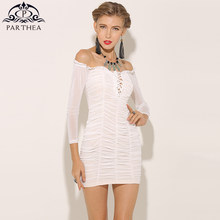 7b0f666d4f Sheer Ruche Dress Promotion-Shop for Promotional Sheer Ruche Dress ...