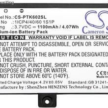 Cameron Sino 1100mAh Battery 1ICP4/40/60 1S1P for Pocketbook
