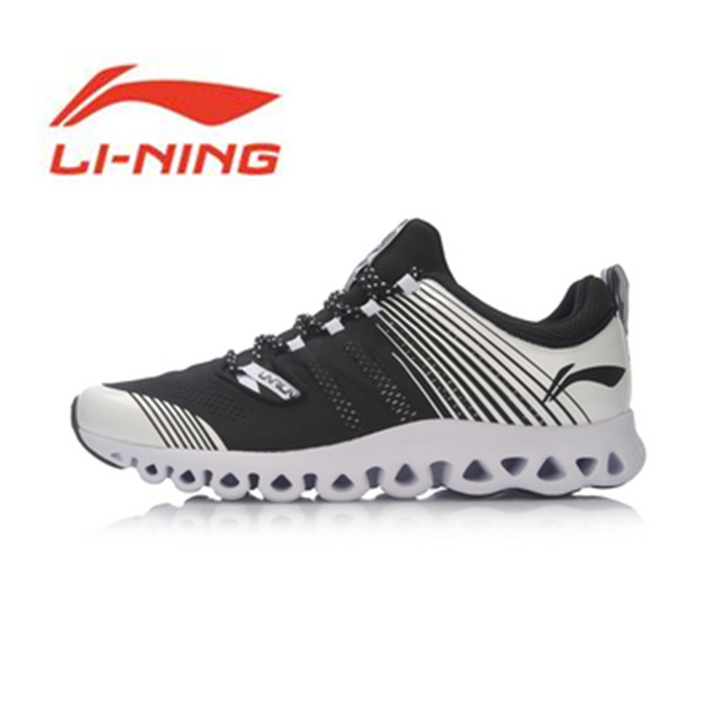 Li Ning Shoes New Arrivals Classic Arc Series Runnning Shoes Men's Cushion Breathable Design Sports Shoes Sneakers ARHM009
