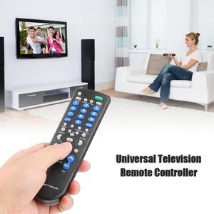 Image 3 - באיכות גבוהה 1Pcs טלוויזיה שלט רחוק נייד סופר גרסה בקר עבור טלוויזיות LED LCD אלחוטי טלוויזיה שליטה מרחוק אוניברסלי