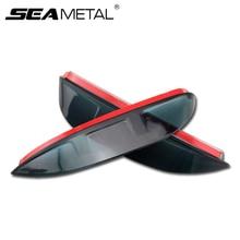 For Kia RIO K2 3 4 2012 2013 2014 2015 2016 2017 2018 Car Rearview Mirror Rain Eyebrow Blade Protector Mirror Auto Accessories