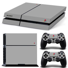 Classic Version Vintage Decal Stickers for Playstation 4