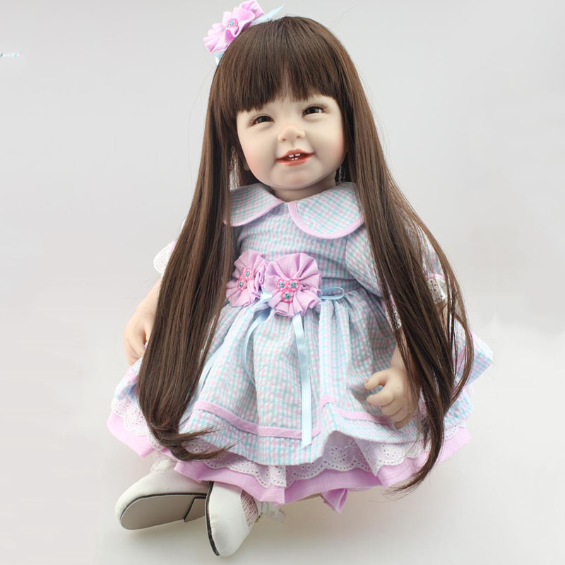Linda Brinquedos Bonecas Reborn Linda Princesa Do Beb 234 Da