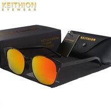 KEITHION  Unisex Retro Aluminum Brand Sunglasses Polarized Lens Vintage Eyewear Accessories Sun Glasses Oculos For Men Women hdcrafter brand unisex retro aluminum tr90 sunglasses polarized lens vintage eyewear accessories sun glasses for men