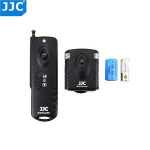 Image 5 - JJC Camera 433MHz Shutter Release Wireless Remote Control for NIKON D810/D850/D700/F90/F100/D750D3200/D3300/D5000/D5100/D5500/DF
