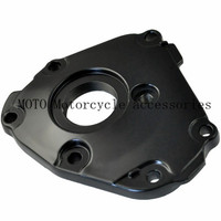 Black Engine Starter CrankCase Cover For Yamaha YZF R1 2004 2006 2007 2008 Generator Cover Crankcase