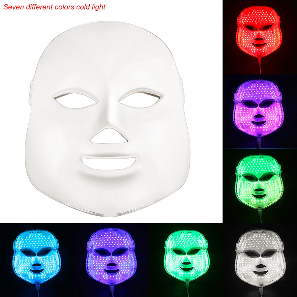 New Korean Photodynamic LED Facial Mask Home Use Beauty Instrument Anti acne Skin Rejuvenation LED Photodynamic Beauty Face MaskNew Korean Photodynamic LED Facial Mask Home Use Beauty Instrument Anti acne Skin Rejuvenation LED Photodynamic Beauty Face Mask