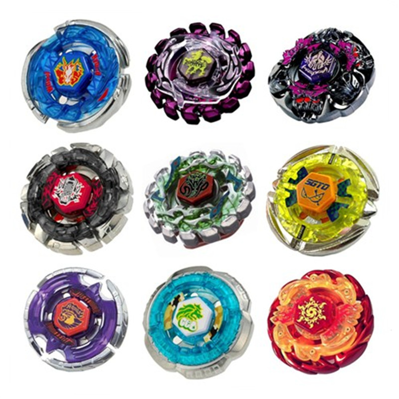 1pcs 24 style Beyblade Metal Fusion 4D Without Launcher Beyblade Spinning Top Christmas Gift For Kids