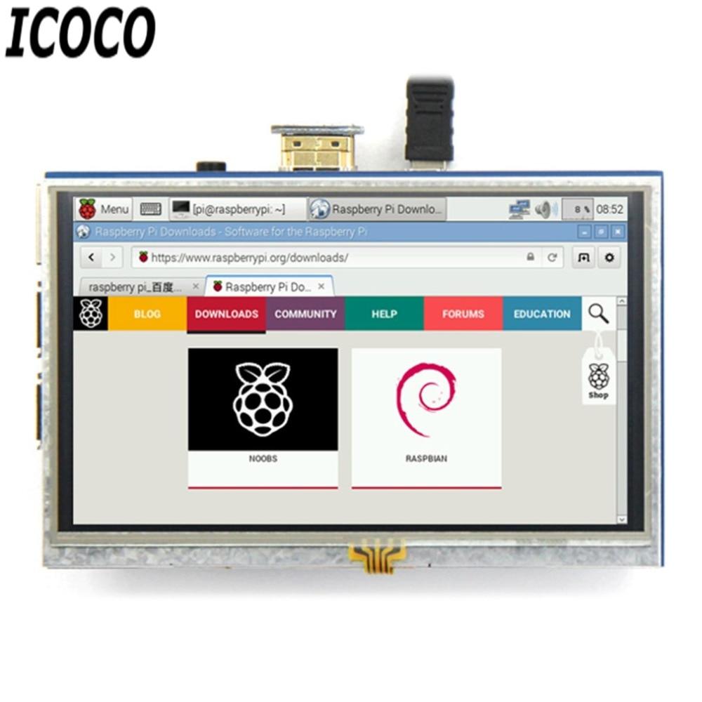 Moruq Pi XPT2046 isti satış üçün ICOCO Yeni Gəliş Yüksək - LED işıqlandırma - Fotoqrafiya 1