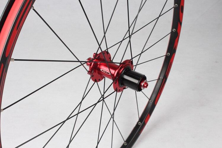 ultra leve rodas 5 peilin selado rolamento