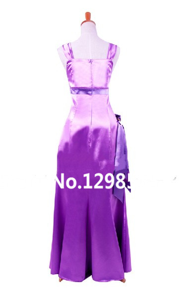 Princess Megara-Hercules Dress Movie Cosplay Costume uniform  Custom Made