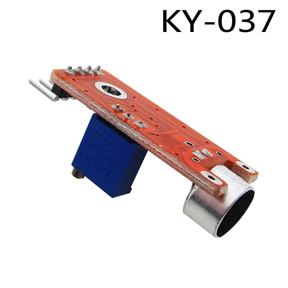 Sensitive Microphone Sensor Module With Analog And Digital Comparator