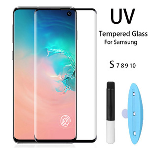 UV liquid glass Samsung S9 scr