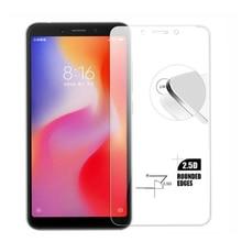Tempered Glass For Xiaomi Redmi Note 7 6A 6 Screen Protector 5 5A 4 4X 4A Plus Cristal Protective Xiomi