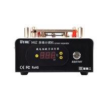 Neueste 110 V/220 V Manuelle LCD 7 Zoll Separator Maschine Eingebaute Vakuumpumpe Für Touch Screen Reparatur 948Z