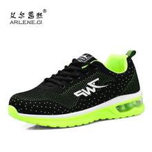 New Huarache Air 2016 Mesh Breathable Sport Walking Shoes Mixed Color Mens Trainers Basket Sapatilha Tenis Lace Up Chaussure(China (Mainland))