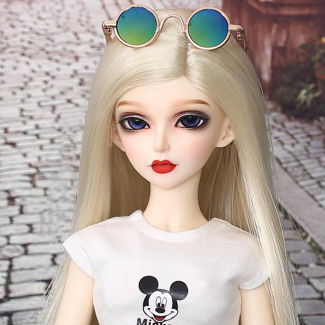 Fairyland minifee Nanuri Doll BJD F boy girl body 1/4 MSD body