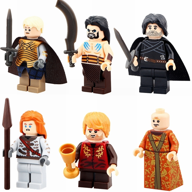 Game of Thrones Building Blocks – LEGO