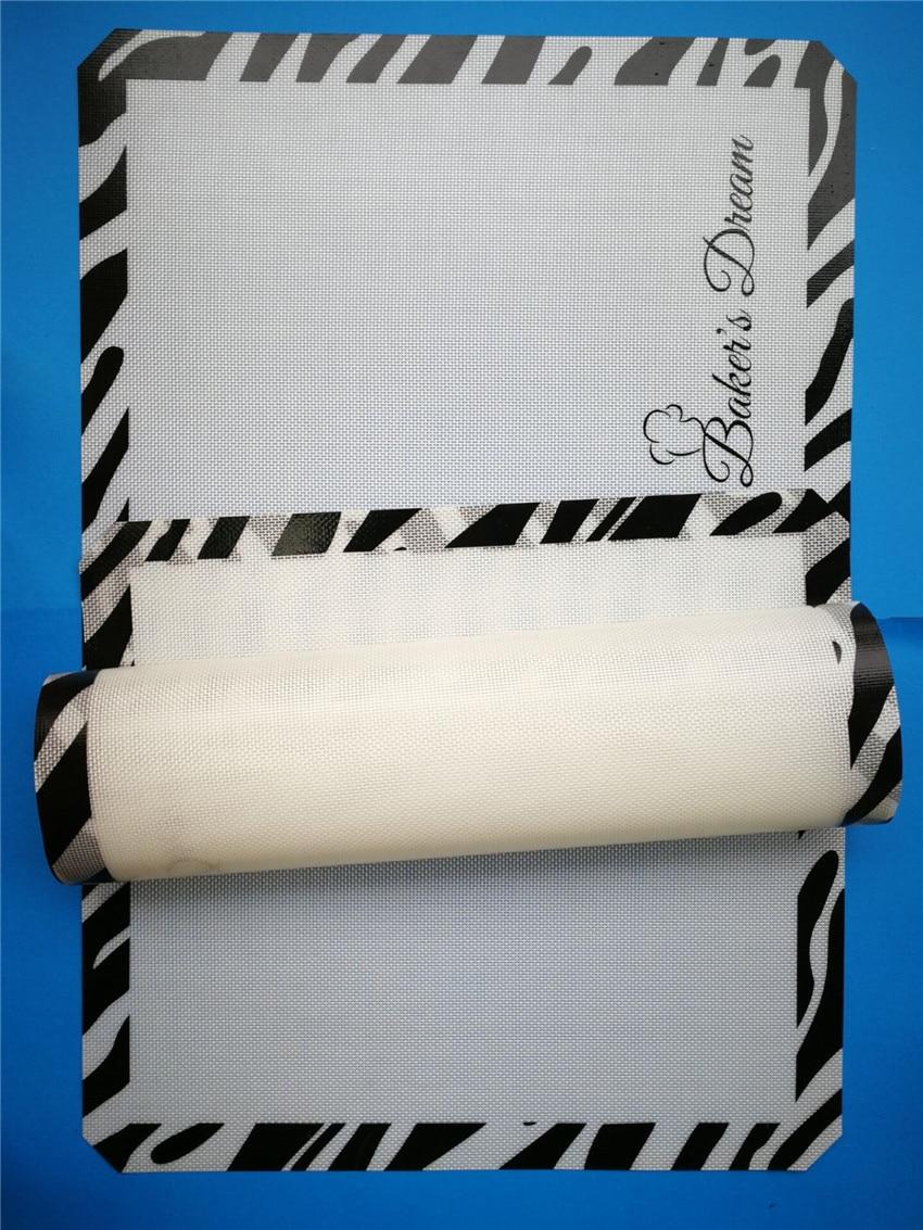 Non Stick Silicone Baking Mat Pad 40 60cm Baking Sheet