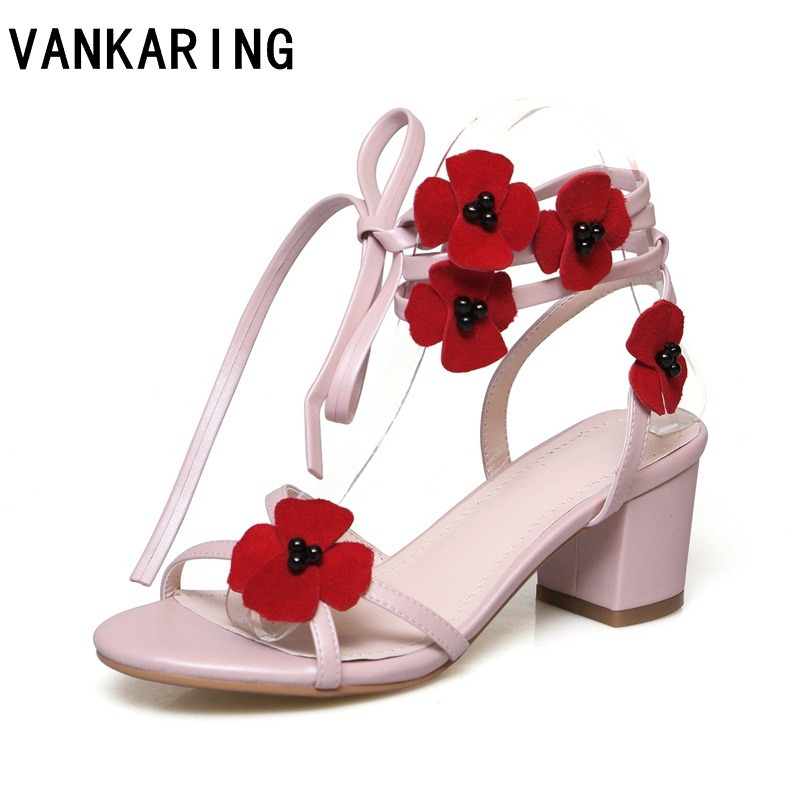 Bohemia style microfiber leather flower summer gladiator sandals shoes woman high heels sexy open toe ladies wedding party shoesBohemia style microfiber leather flower summer gladiator sandals shoes woman high heels sexy open toe ladies wedding party shoes