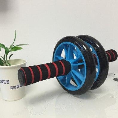 Trbušni kotač nijem trbušni kotač abdomen fitness oprema - Fitness i bodybuilding - Foto 4