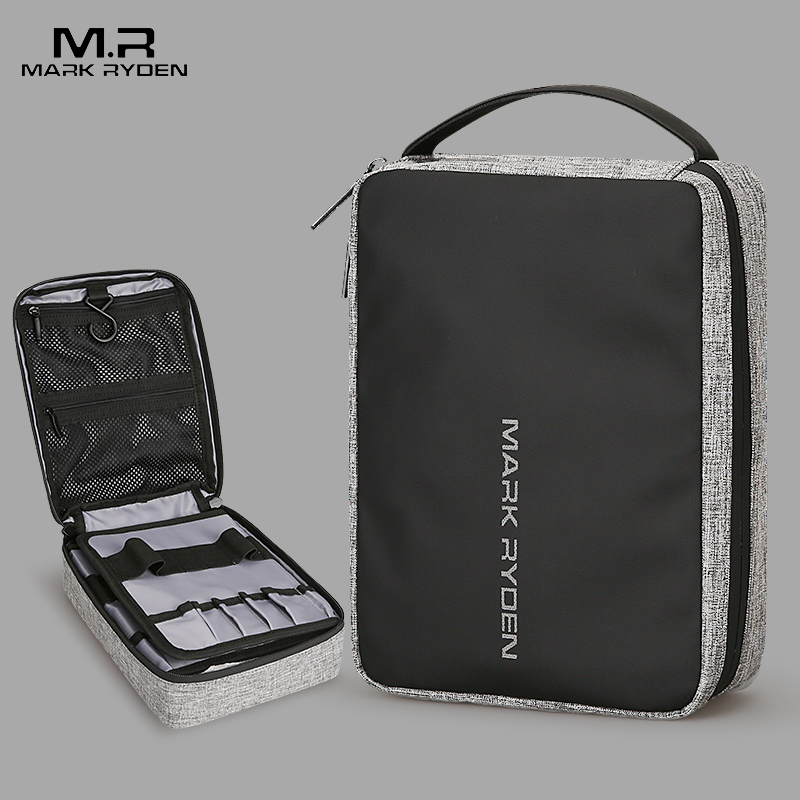 Business Trip Portable Wash Bag - Cosmetic Storage