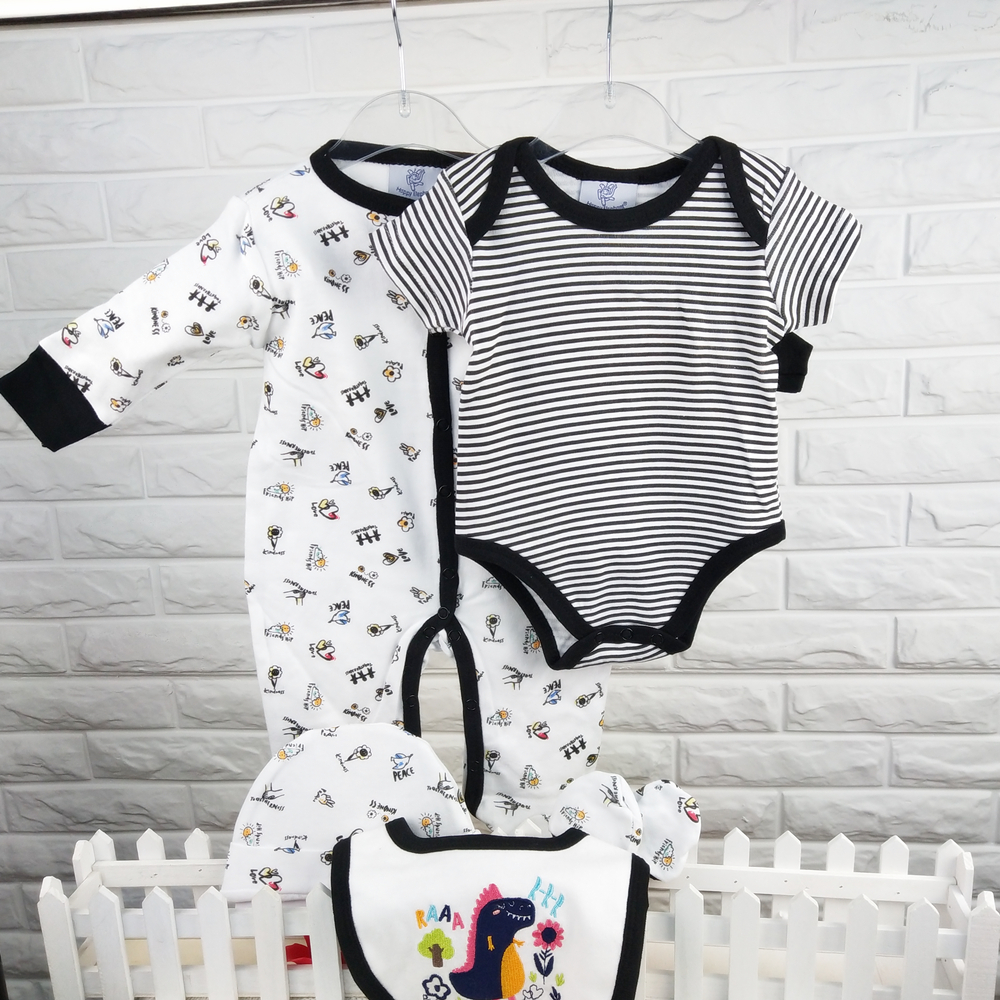 Baby boy clothes soft cotton baby rompers boys clothes in China