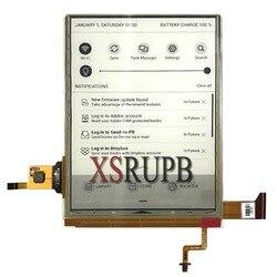Новый 6 дюймов ED060XH7 сенсорный экран с ЖК-дисплей подсветка для карманной книги Lux 3 626 Plus 626 чтения электронных книг ЖК-дисплей Дисплей