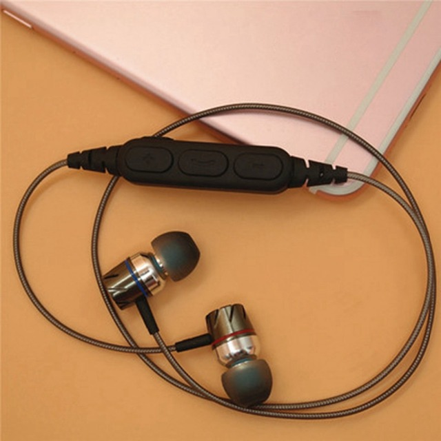 diy bluetooth earphone audio cable repair replacement headphone wire sports headphones semi. Black Bedroom Furniture Sets. Home Design Ideas