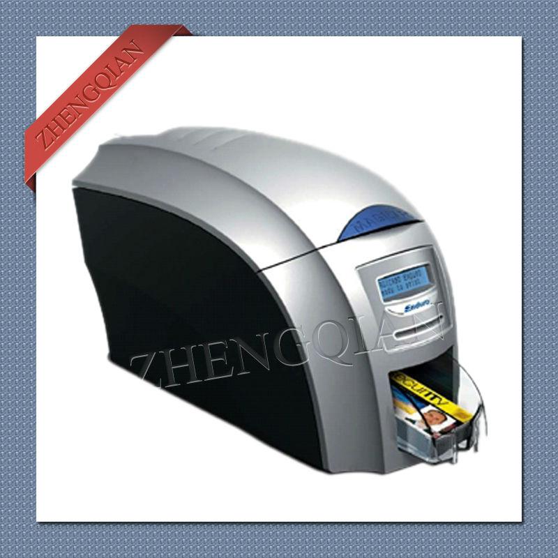 Magicard Enduro3E двусторонний id ПВХ карты принтер с двумя SIJUJI RM300 Красящая лента