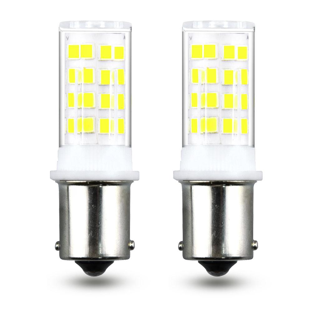 LED BA15S Bulb 1156 1141 1003 1073 Single Contact Bayonet Base BA15S 12V Car Signal Turn Tail Brake Lights RV Landscape Lighting