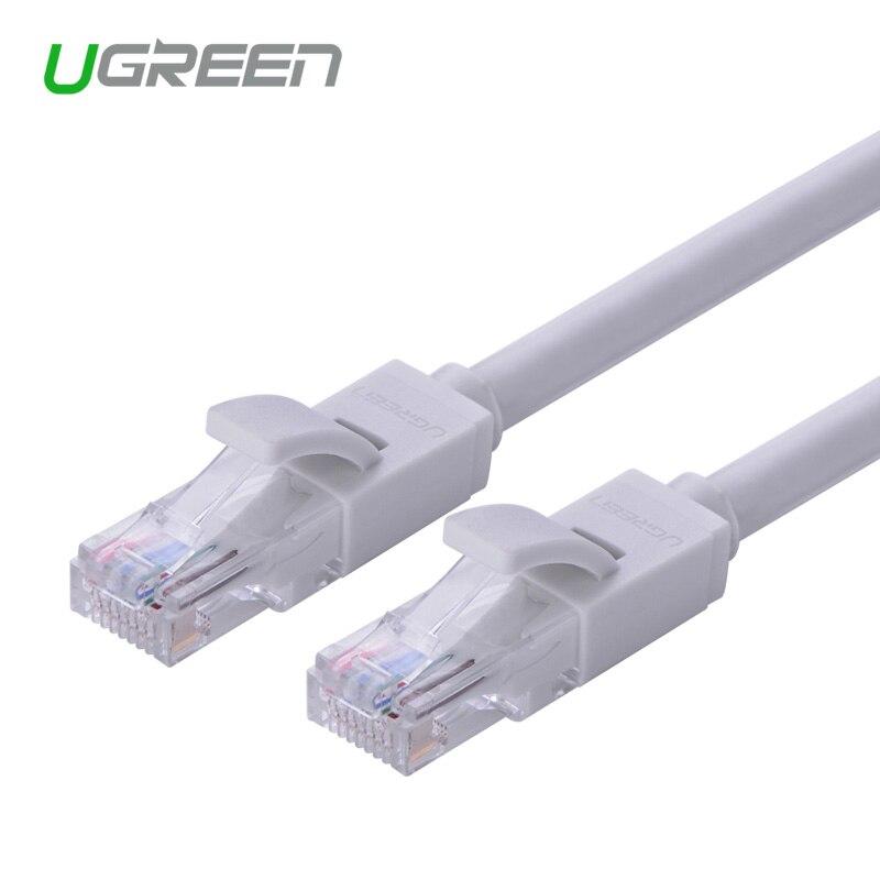 Ugreen cat6 патч-кабель Ethernet-RJ45 разъем компьютера Сетевое оборудование шнур Gigabit Router кабельной сети