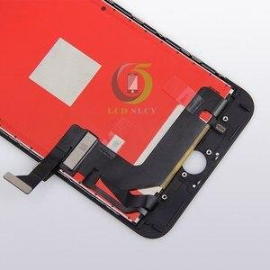 Image 5 - 10 قطعة الصف AAA + + + LCD آيفون 7 زائد LCD استبدال شاشة تعمل باللمس محول الأرقام الجمعية عرض لا الميت بكسل شحن مجاني