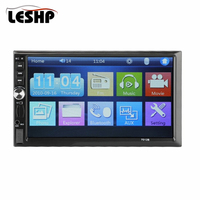 7012B 12V Bluetooth Car Radio Player Stereo FM/MP5/Audio / Charger/ USB/SD/AUX/ Auto Electronics In Dash autoradio 2 DIN