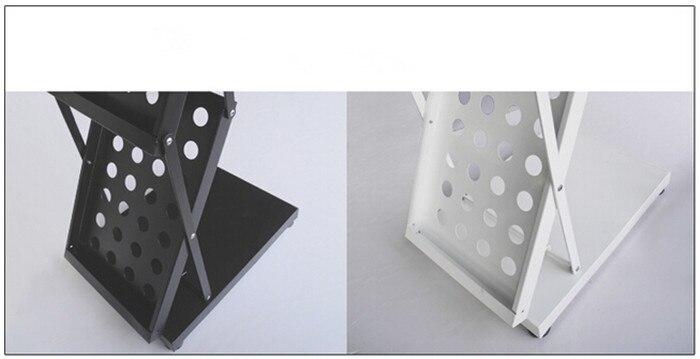 titular folding suporte na cabine de exposicao 05