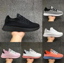 the best attitude f0f99 83328 Mode Deerupt Coureur Femmes Hommes noir rouge blanc EQT Chaussures de  Course Sport Sneakers CQ2624 Nouveau