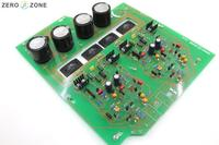 GZLOZONE Assembled Black Box Clone Naim NAP200 Amplifier Board DIY Power Amp 75W+75W