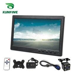 Беспроводной автомобильный Стайлинг, 10,1 дюймовый TFT ЖК-экран, автомобильный монитор заднего вида, дисплей для камеры заднего вида, дисплей д...