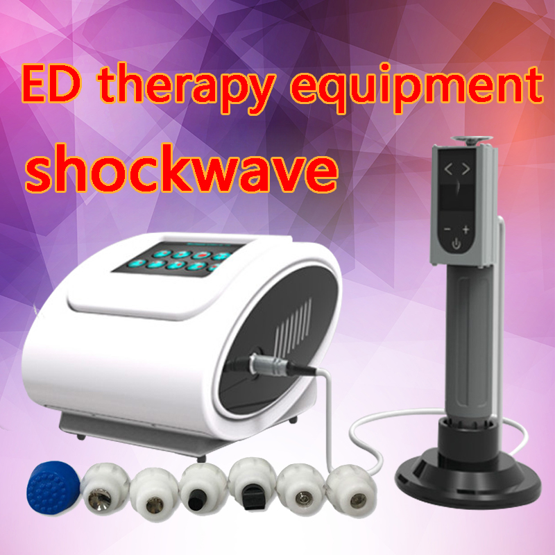Low Intensity Gainswave Li-Eswt Shock Wave Machine Acoustic Radial Shock Wave Therapy Equipment For Erectile Dysfunction